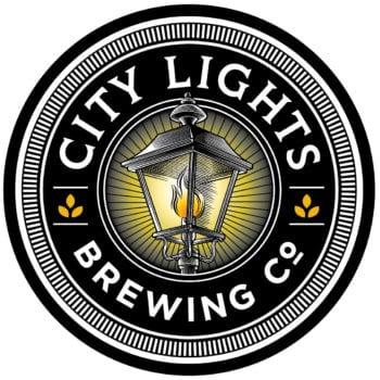 City Lights Brewing Co logo