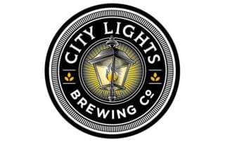 City Lights Brewing Co logo in Milwaukee Wisconsin