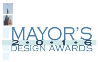 Mayors Design Awards logo