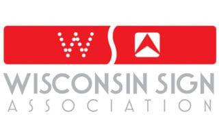 Wisconsin Sign Association logo
