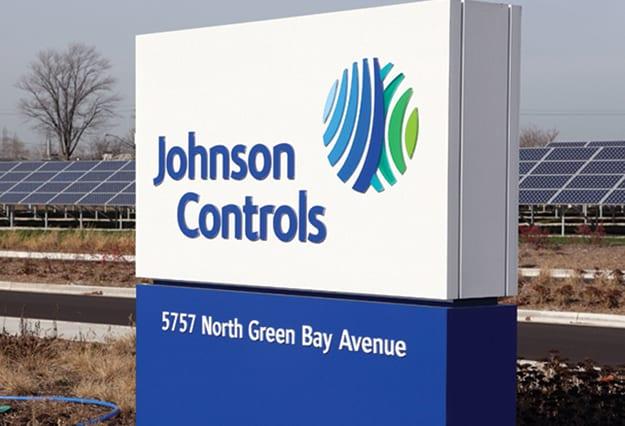 Johnson Controls ⋆ Poblocki Sign Company LLC