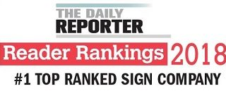 Daily Reporter Reader Rankings Logo