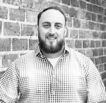 Project Manager Kyle Kanoy in Morrisville North Carolina