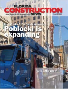 Florida Construction News cover