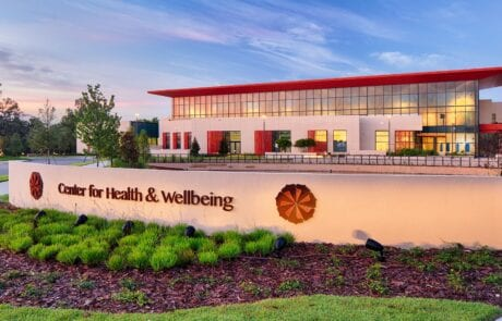 center for wellbeing